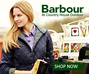 Barbour at Country House Outdoor