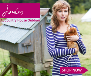 Joules at Country House Outdoor